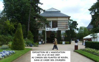 Journée Nationale du Bonsaï – Jardin des plantes – Mai 2007
