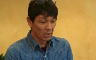 Rencontre avec un maître Japonais